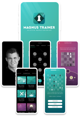 Magnus Trainer Features